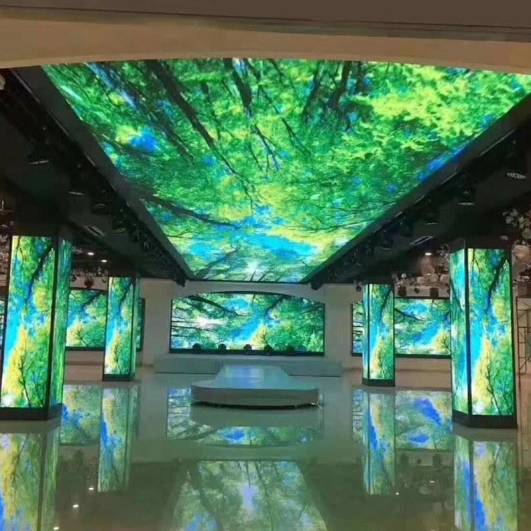 南京强彩光电 南京led显示屏 室内led 室内PH4全彩显示屏 厂家直销