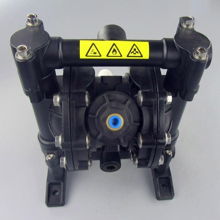 上海气动隔膜泵 中罗气动隔膜泵厂家直销  可定制