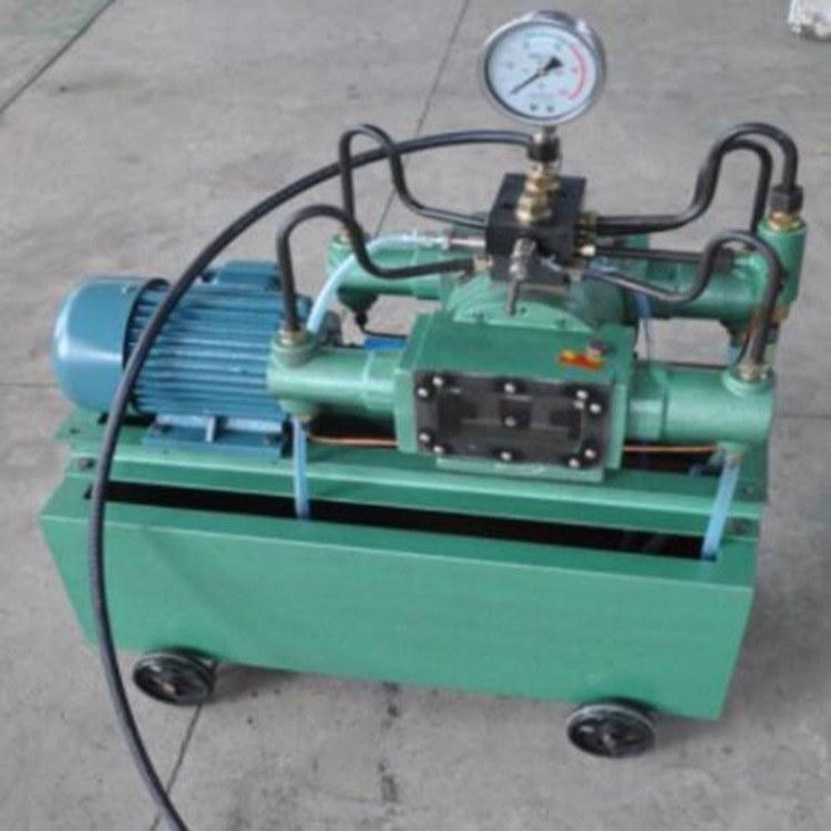 新诺仪器 4DSY-22/63Mpa型电动试压泵  63兆帕电动打压泵