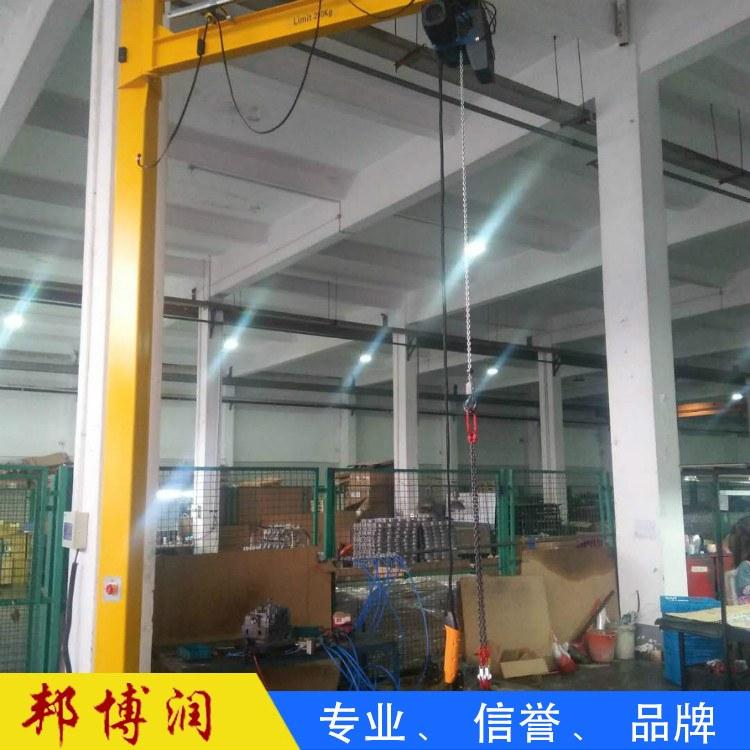 无锡厂家 专业生产结实耐用悬臂吊 操作简单的悬臂吊 耐腐蚀强度高 欢迎选购 邦博润