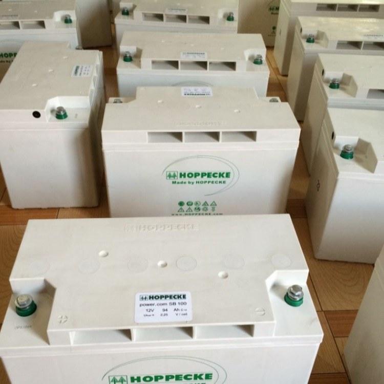 荷贝克HOPPECKE蓄电池  SB12-100   12V100AH 进口胶体