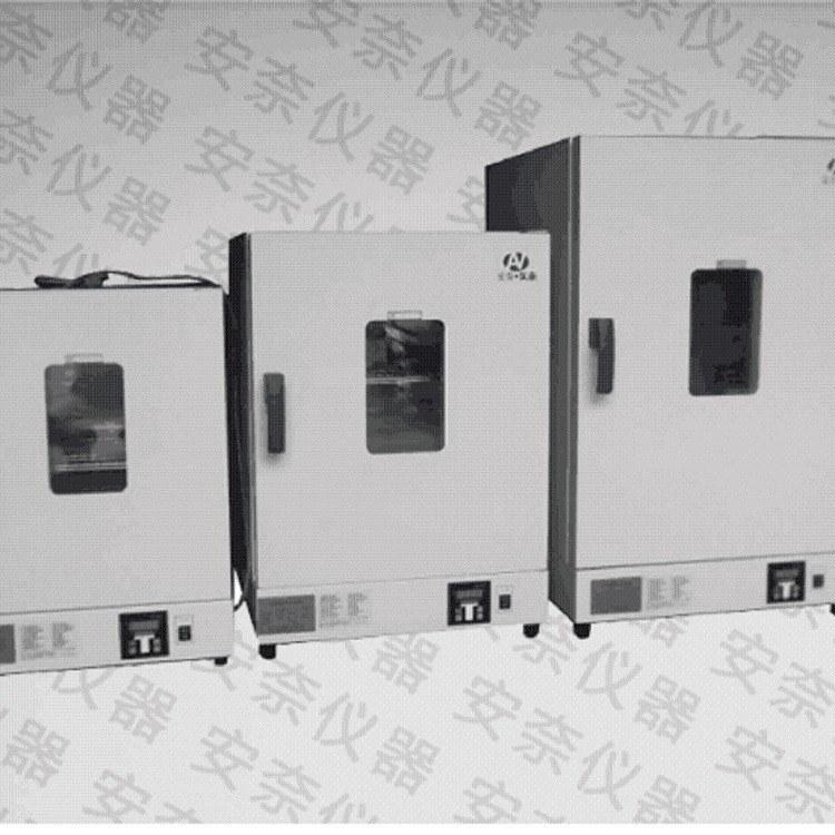 热风循环恒温烘箱 电加热烘箱0-300度可任意调节 烘房【南京安奈专业生产厂家】