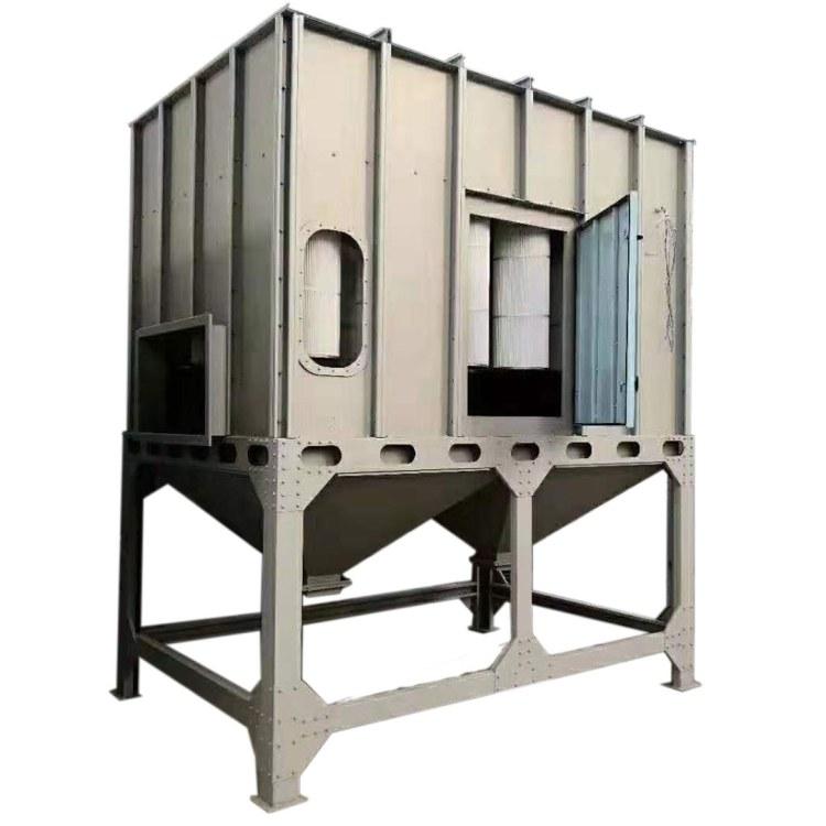 绿尚脉冲滤筒除尘器 大型焊烟净化器设备性价比高