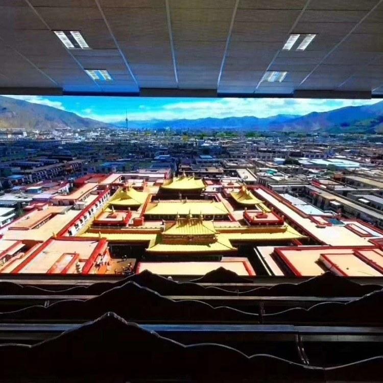 高清LED显示屏公司南京强彩光电