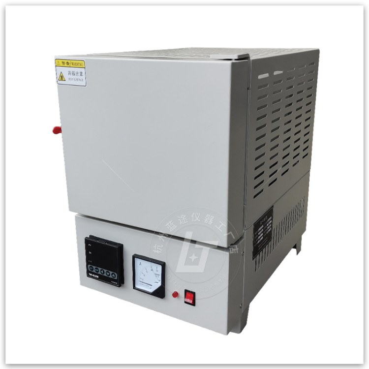 蓝途仪器 实验电炉1300度 电阻炉箱式炉最快半小时1000度