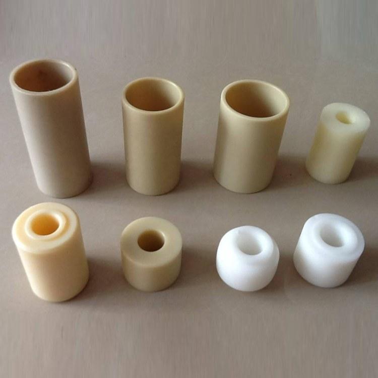 夯实专业加工尼龙零件 尼龙异型件 异型管轮批发定做