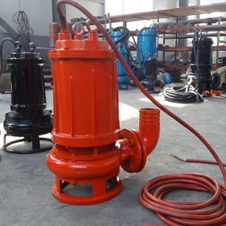 高效耐热潜水排污泵