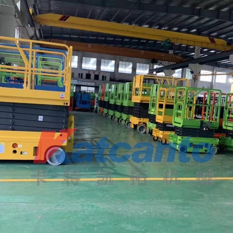 卡特凯拓升降机-厂家直销-电助力移动升降台-有现货-移动升降机-可非标定制-云南