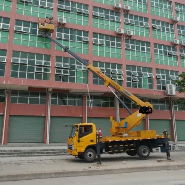 广州荔湾区路灯车出租 ,中南设备检修伸缩式高空作业车出租,荔湾路灯车租赁