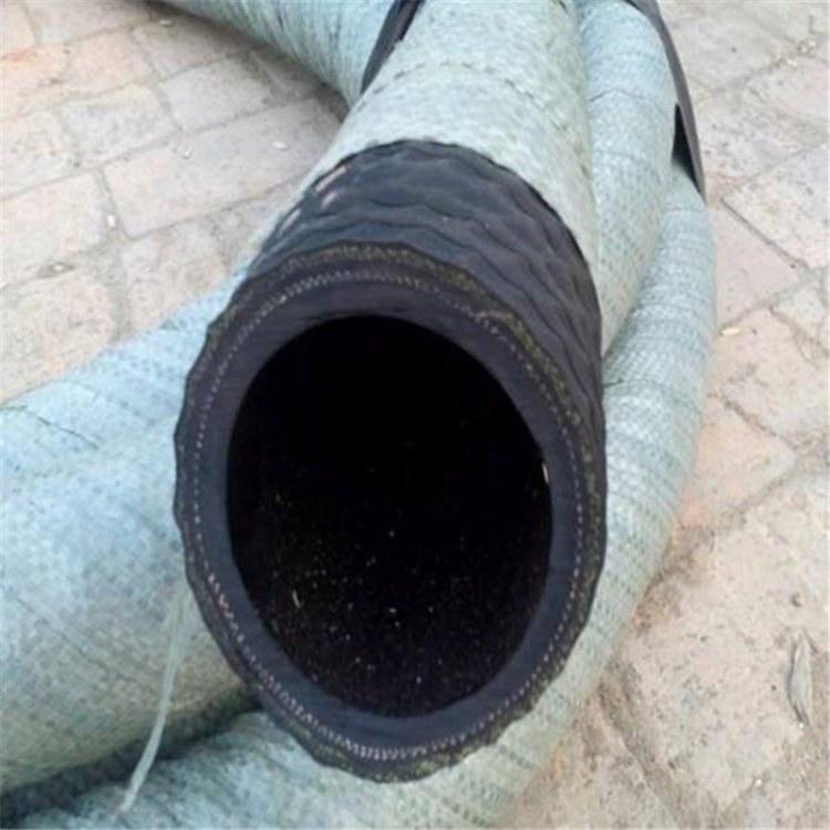 河北弘创加工水泥罐车卸料胶管 钢丝编织卸料胶管 欢迎来电咨询
