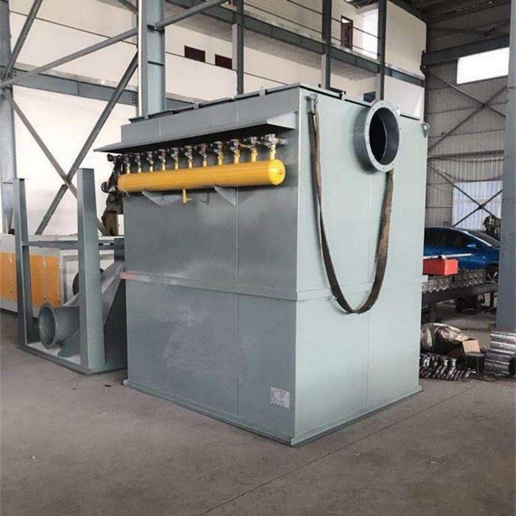 晟驰供应 脉冲式除尘器 加工定制铸造厂  批发脉冲袋式除尘器