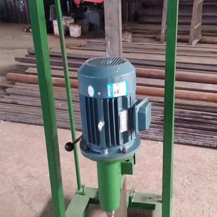 重庆义奇机械 水磨钻机 立式水磨钻机 质地优良 品质保障