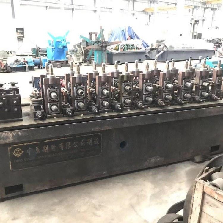 钢管加工设备-高频焊管厂家-广东焊管机组-金宇杰