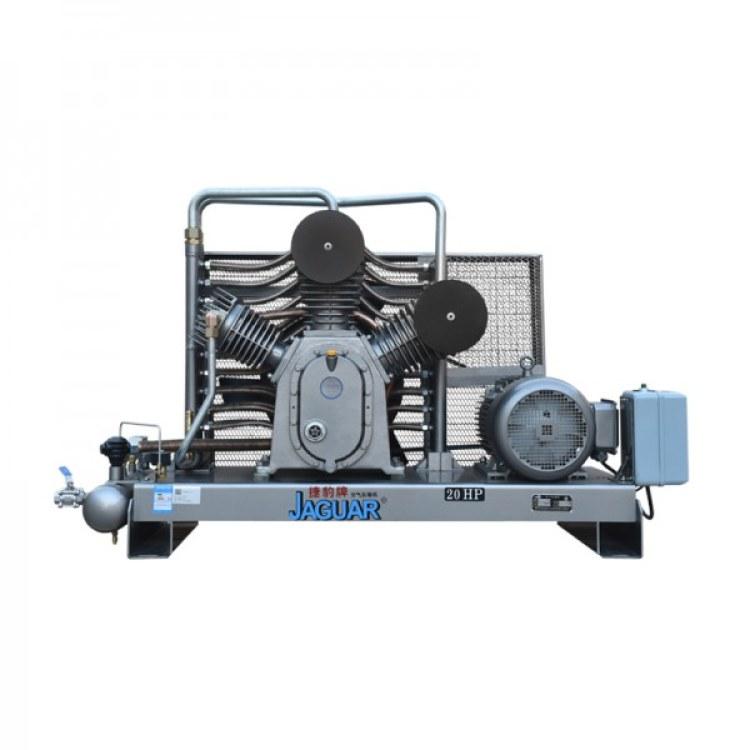 Jaguar/捷豹活塞式空压机 中压风冷却活塞式空气压缩机