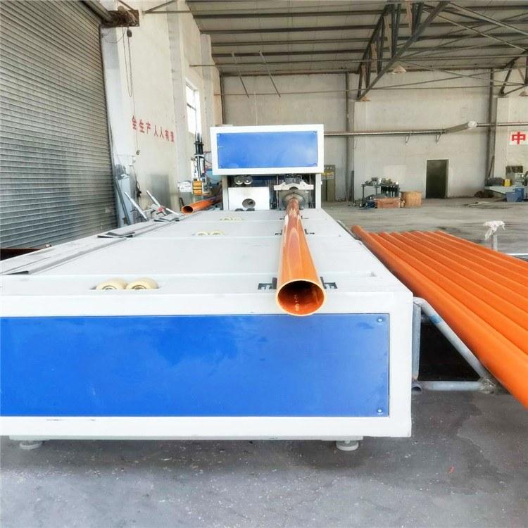 阻燃抗压C-PVC电力管   110CPVC高压电力管价格  扩口承插 连接方便
