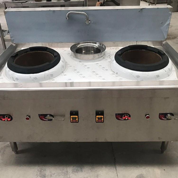 安徽合肥厨房设备厂家定做设备 厨房不锈钢三眼水池不锈钢水池