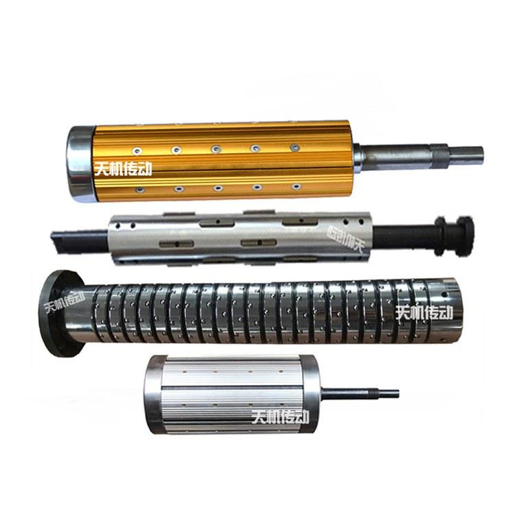 生产厂家定做通长键气胀轴板条式气涨轴凸键式气胀轴瓦片式气涨轴