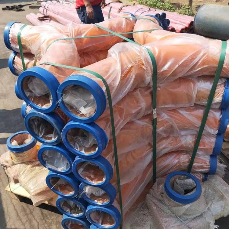 专业生产砂浆输送DN125泵管 三一泵车混泥土输送泵管 高压耐磨泵管聚义行厂家!