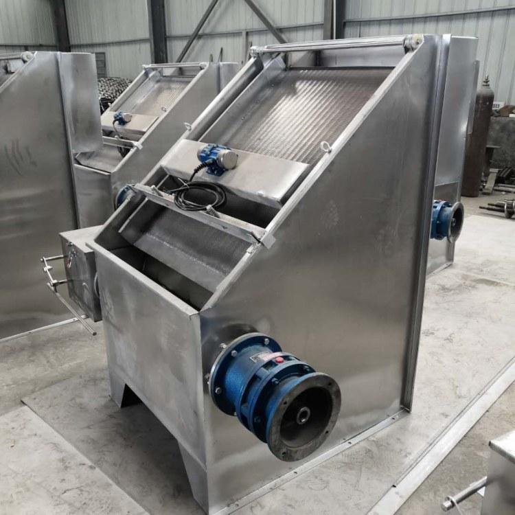 厂家 环保小型沼气液渣粪水固液分离机  厨余垃圾固液脱水分离机价格