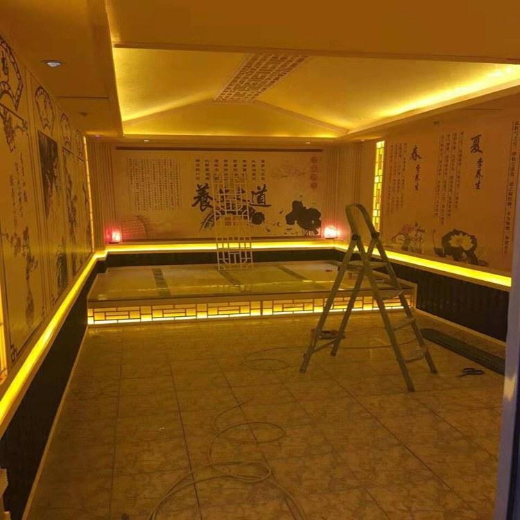 纳米汗蒸房的十大功效和安装方法
