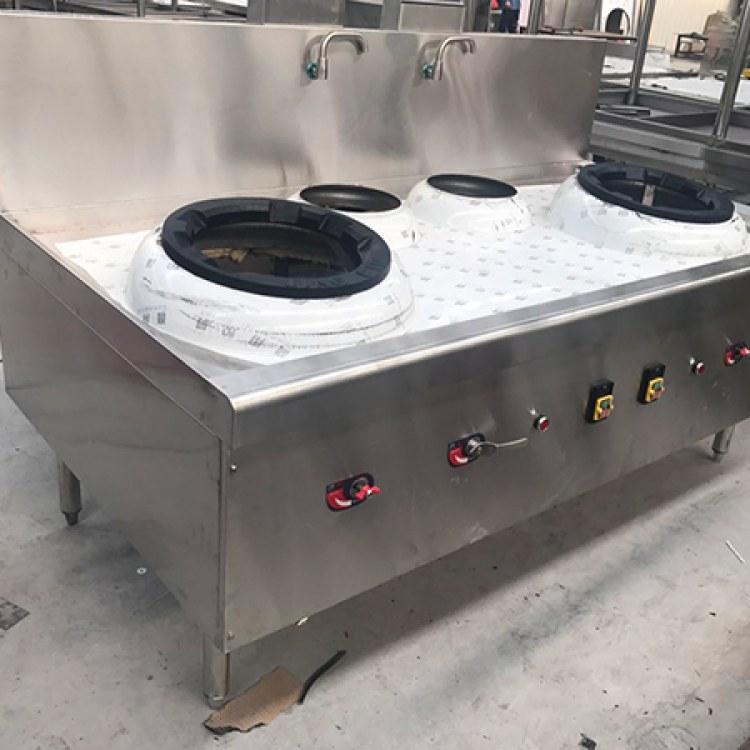 安徽合肥不锈钢厨具厂家 跃力厨房设备定制