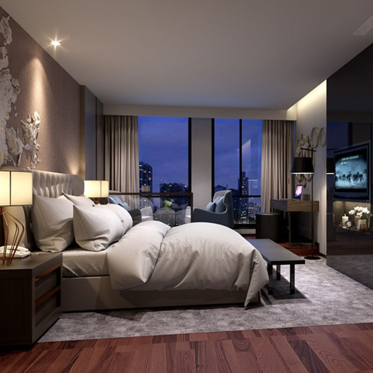 【博妍装饰】-  杭州专业酒店装修公司,资质优、工期短、工程质量优