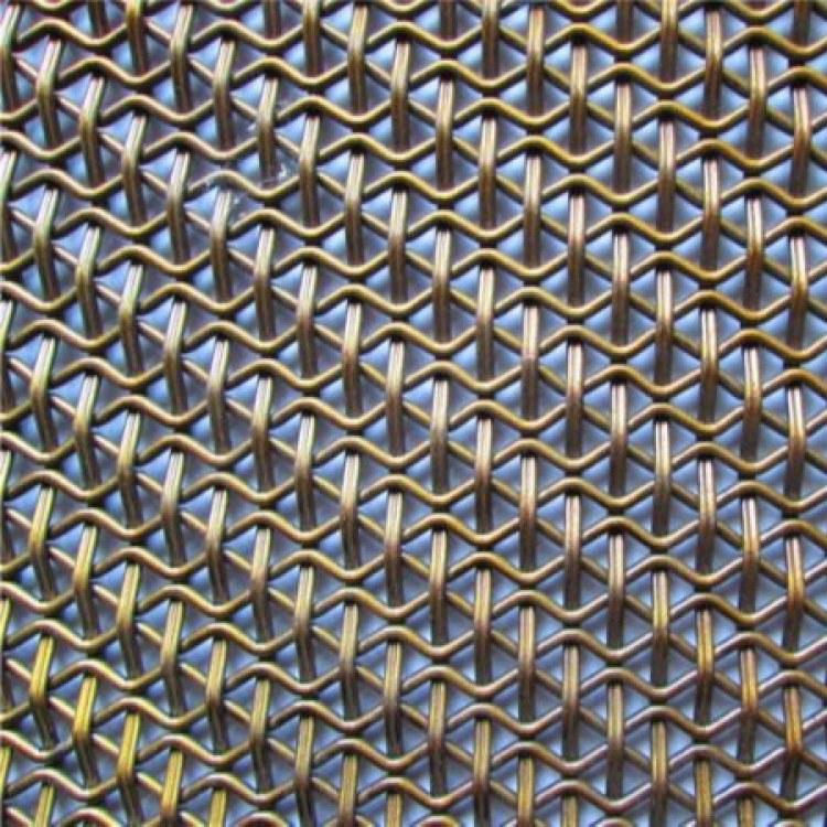 九福  生产定做 隔断装饰 不锈钢装饰网 钢丝绳网 金属编制网工艺装饰网7