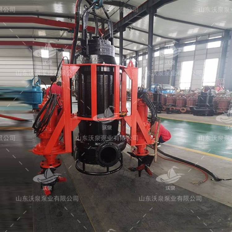 汕头耐磨泥浆泵 潜水抽沙泵 电动吸泥泵厂家