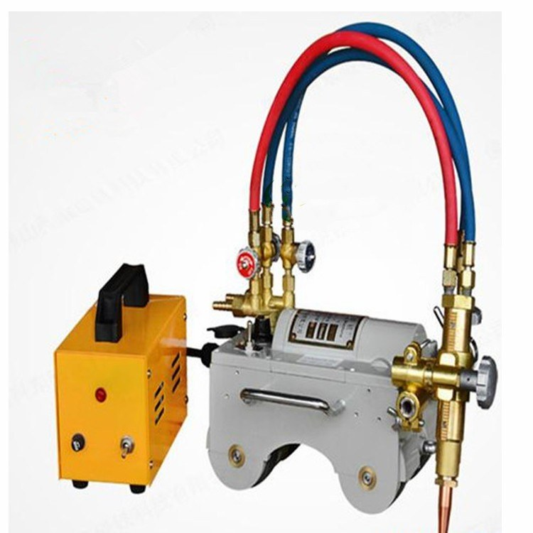 一诺机械磁力管道切割机 爬行式管道气割机 火焰切割机