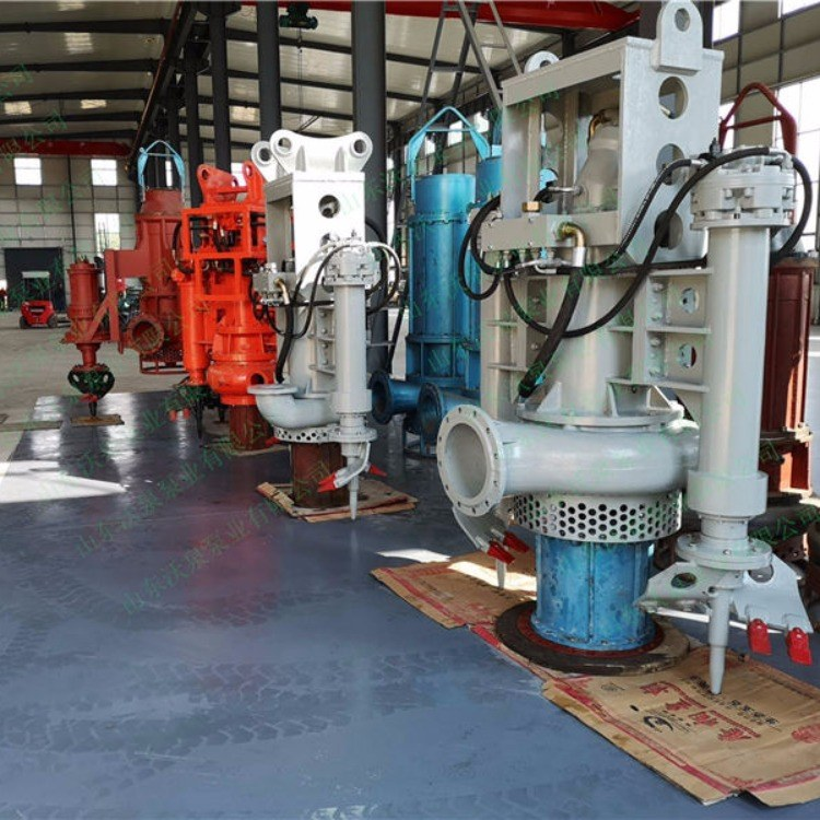 内江挖掘机抽渣泵 液压吸泥泵 挖机清淤泵