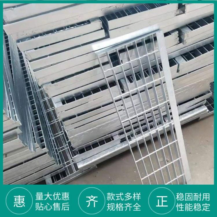 不锈钢钢格栅板批发_海唐高品质钢格板现货供应
