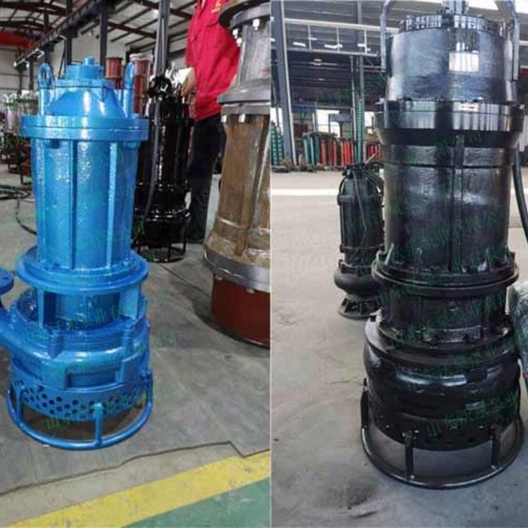 沃泉牌电动抽沙泵 潜水泥浆泵生产厂家