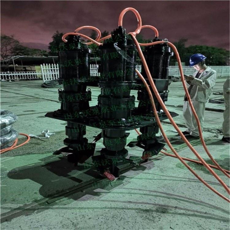 环保清淤设备 电动抽沙泵 潜水泥浆泵