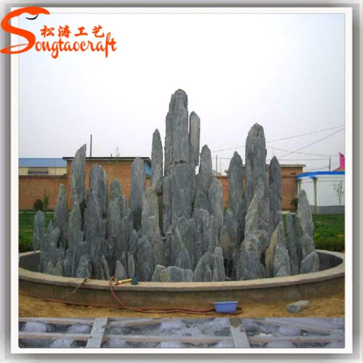 苏州做假山石厂家 塑石假山造价 卖假山的公司