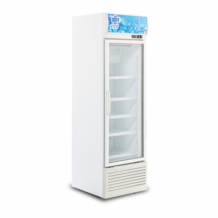 单门鲜奶柜 牛奶保鲜柜 酸奶展示柜