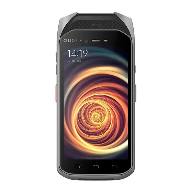 安卓UHF超高频手持终端PDA手持机 CILICO/富立叶 超远距离读取卓越的条码扫描性能