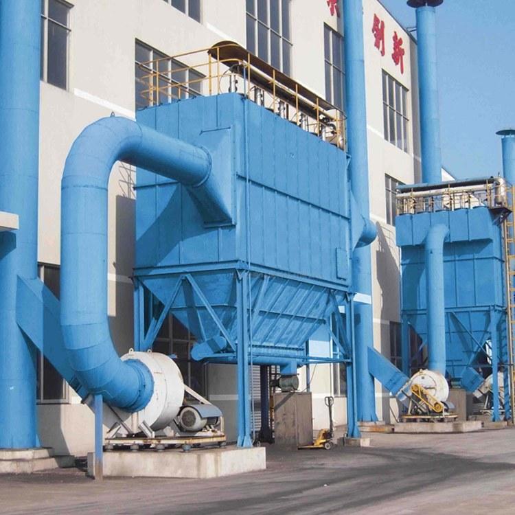 鹏龙厂家供应矿山除尘器 破碎机除尘器 专业定做 石料破碎机除尘器
