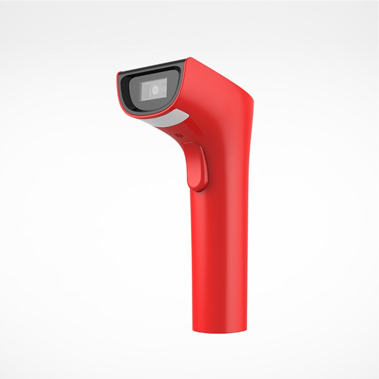 触屏WIFI条码枪 条码扫描枪 CILICO富立叶 云扫描器  支持屏幕扫描 一键扫描开票
