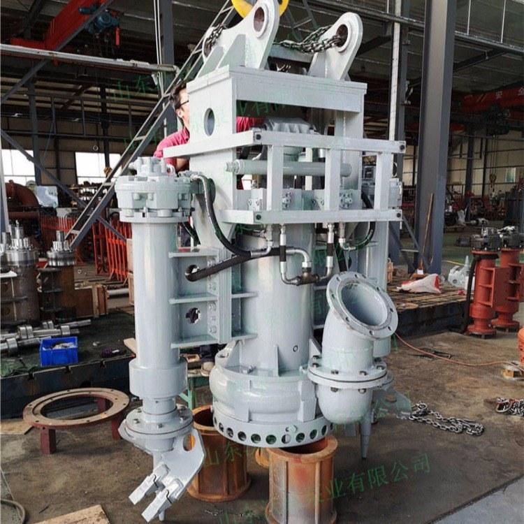 岳阳挖掘机抽渣泵 液压吸砂泵 挖机清淤泵