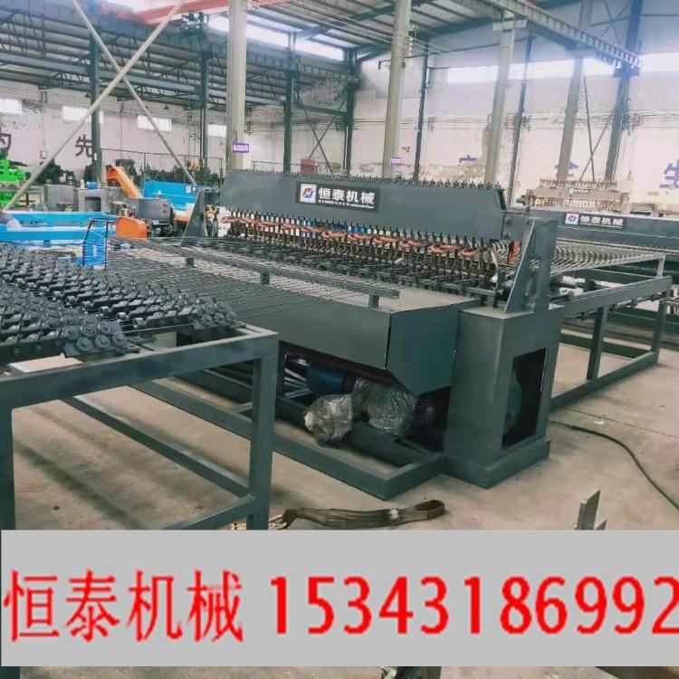 恒泰丝网机械提供好的恒泰数控网栏排焊机——恒泰焊网机排焊机