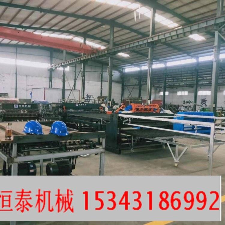 中国煤矿支护网焊网机 想买价位合理的全自动六角网机,就来恒泰丝网机械
