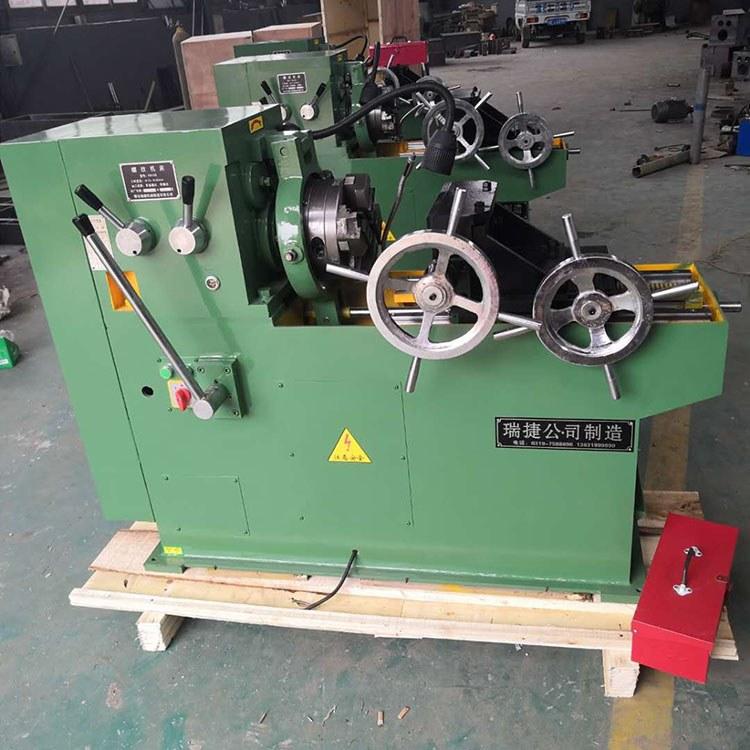 瑞捷S8139电动套丝机 钢管套丝机
