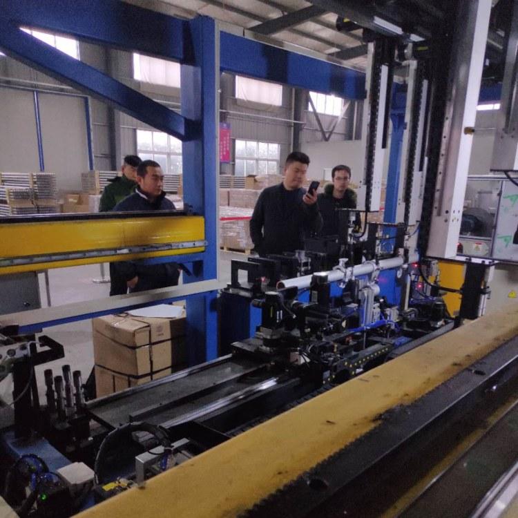 搬运桁架机械手 汇欣达定制数控桁架机械手 品质可靠