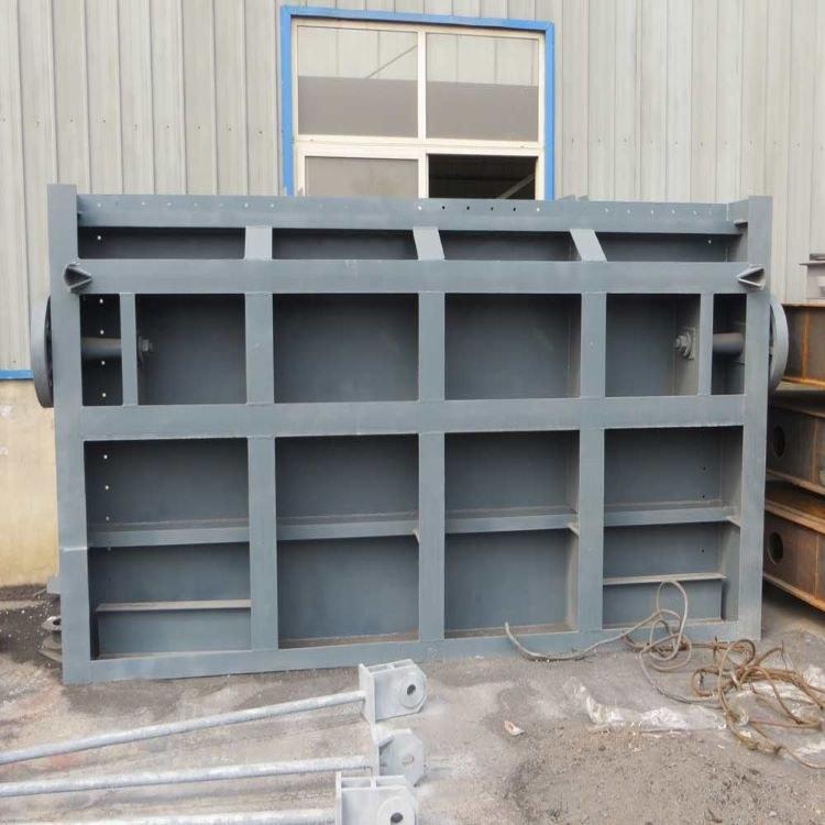 【华硕水利】厂家直销 钢制闸门钢结构闸门规格齐全