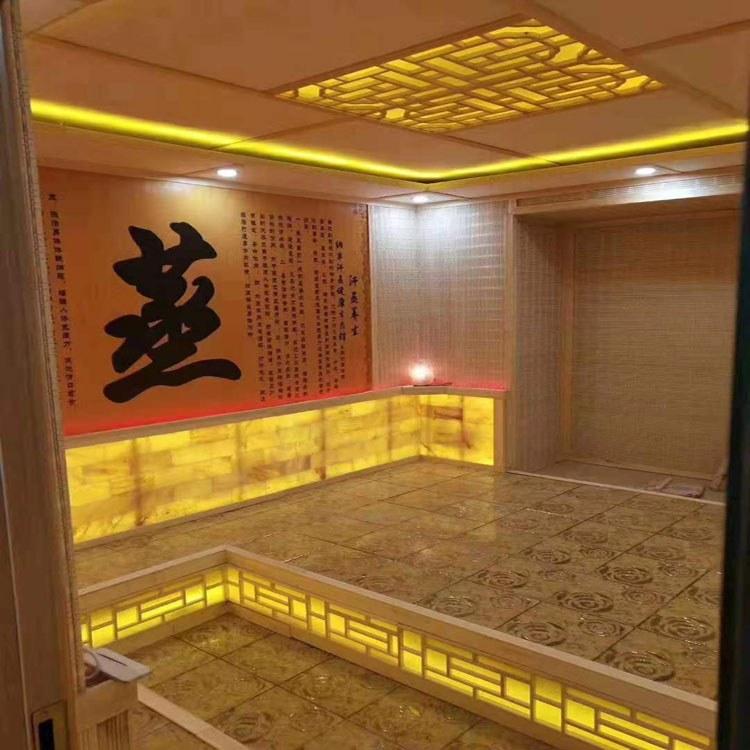 韩式汗蒸房安装承建 韩式汗蒸房材料批发带施工 厂家直销售后有保障