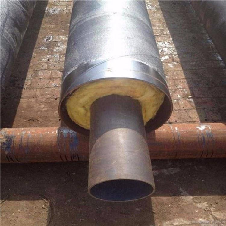 昊都热销环氧煤沥青防腐螺旋钢管