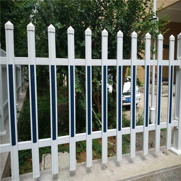 供应pvc塑钢护栏小区庭院绿化带塑钢围栏变压箱护栏
