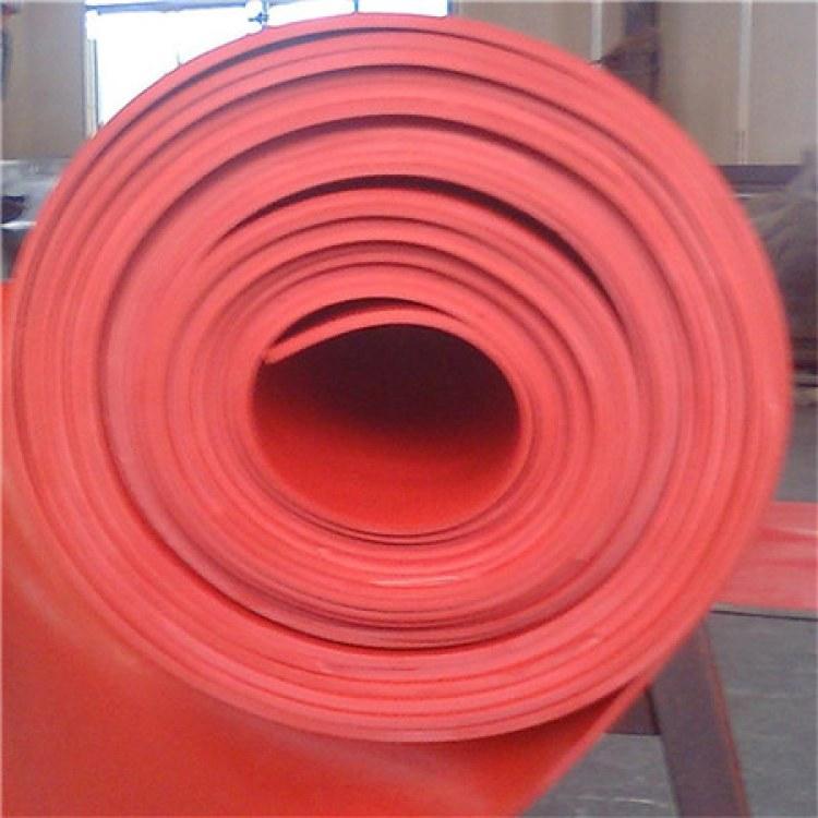现货批发工业密封阻燃橡胶板 高密度耐磨绝缘橡胶板 防静电胶板