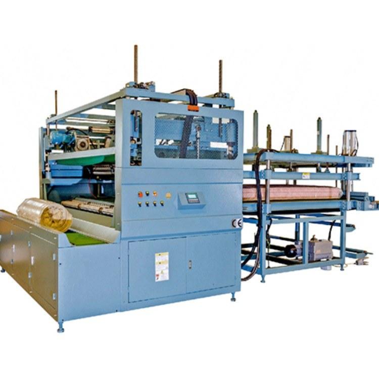 LR-KP-25P 弹簧床芯自动卷压机 喜登堡 维护与保养简便节约