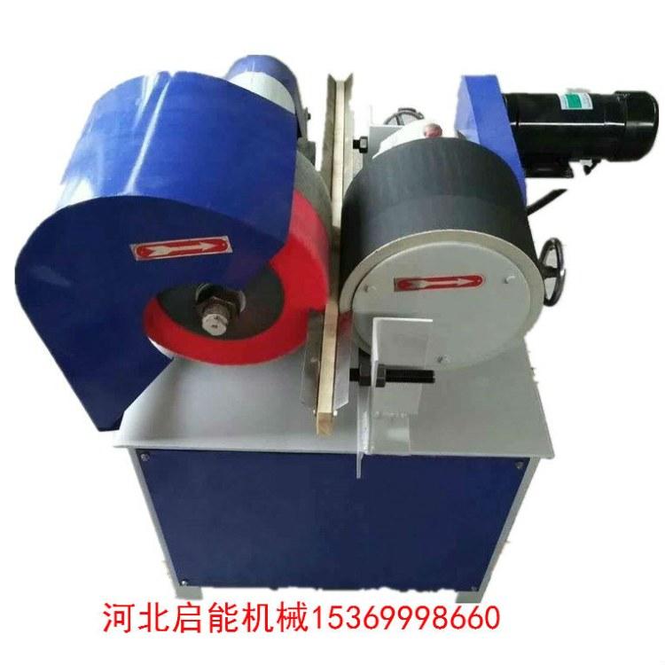 厂家直销圆管抛光机方管弯管不锈钢外圆抛光机除锈机拉丝机可定制异型抛光设备